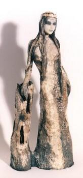 heilige-barbara-skulptur-keramik-gebrannt