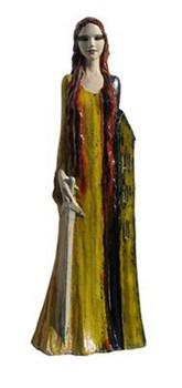 st-barbara-figur-keramik-gelb-und-schwarze-farben