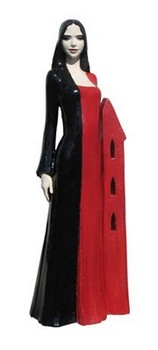 st-barbara-figur-keramik-schwarz-rot-glasur