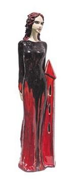 st-barbara-figur-keramik-schwarz-rot-modell