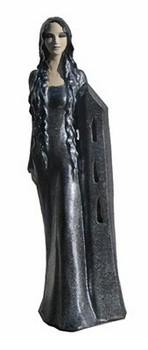 st-barbara-figur-keramik-schwarze-glasur