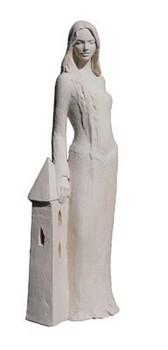 st-barbara-statue-keramik-mit-schwert-ungebrannt