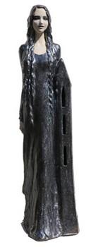 hl-barbara-skulptur-keramik-schwarz-gebrannt