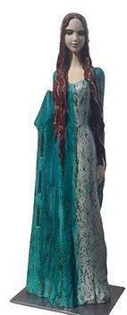 hl-barbara-statue-keramik-gruene-glasur