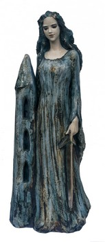 heilige-barbara-statue-keramik-mit-gold