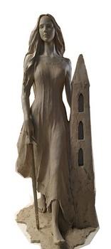 heilige-barbara-statue-tonmodell-leoben